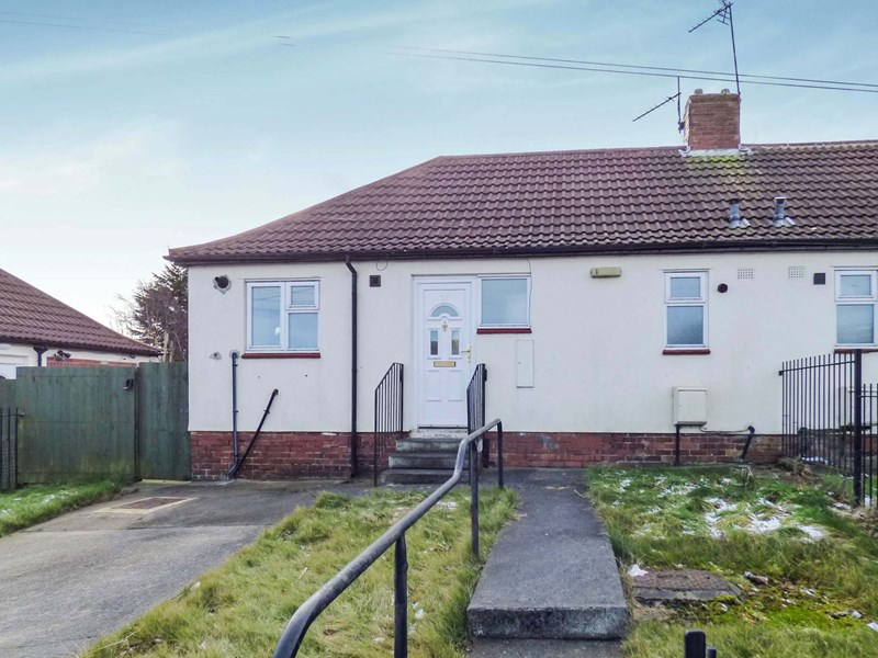 1 Bedroom Bungalow for sale in May Crescent, Trimdon Station, Durham, TS29 6BA