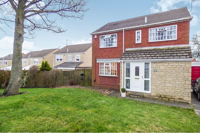 4 Bedrooms Property for sale in Bede Burn View, Jarrow, Jarrow, Tyne and Wear, NE32 5PQ