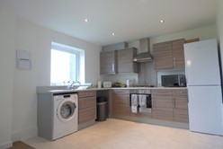 Image of Open Plan Kitchen