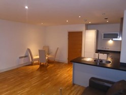 Image of Open Plan Living/Kitchen Area