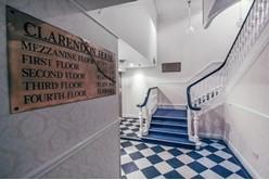 Image of Communal Entrance.