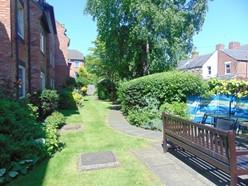 Image of Rear Communal Garden