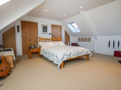 Image of Master Bedroom & Dressing Area