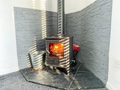 Image of Feature Log Burner