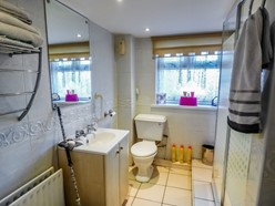 Image of Downstairs Shower Room.