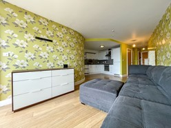 Image of Open Plan Lounge/Dining And Kitchen Area