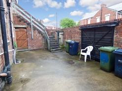 Image of Shared rear yard