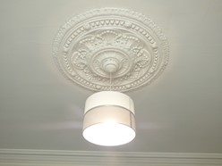 Image of Lounge - ceiling rose