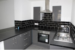 Image of Open Plan Kitchen/Living