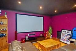Image of Cinema/Games Room