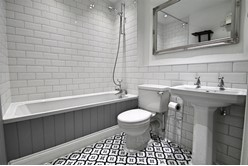 Image of Family Bathroom: