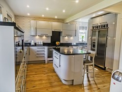 Image of Open Plan Dining Kitchen/Family Room