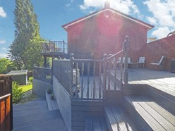 Image of Decked area