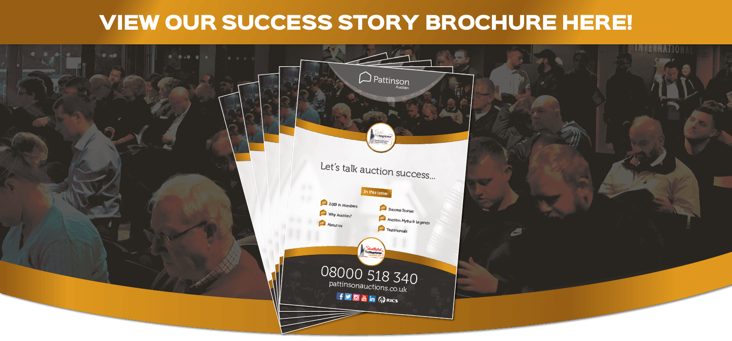 view our auction success story brochure