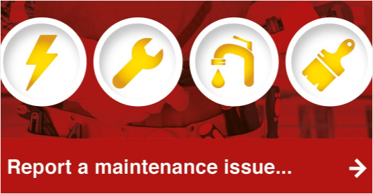 report maintenance issue